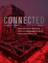 connected 5 magazine cover cn