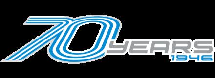 lemo 70 year logo